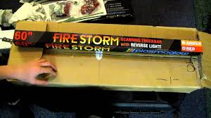 Firestorm Scanning Led Tailgate Light Bar by Plasmaglow Sponsor Package And Coupon Code Youtube