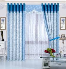 light blue curtains living room xhzslgkh decorating clear