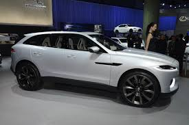jaguar f pace grey is a big brother for the jaguar f pace crossover coming soon