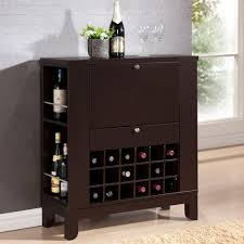 wine cabinets for home baxton studio dark brown bar cabinet 28862 5407 hd the home depot