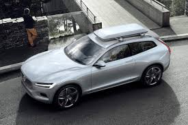 volvo coupe new volvo concept xc coupe shows the styling way for next xc90 w