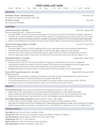 Sample Resume Entry Level by Sample Civil Engineering Resume Entry Level Resume For Your Job