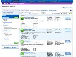 careerbuilder resume database monster resume database u0026 power search has been or hidden gem
