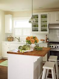 small island kitchen ideas small space kitchen island ideas bhg