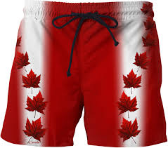 Canadian Flag Lingerie Rageon World U0027s Largest All Over Print Online Store