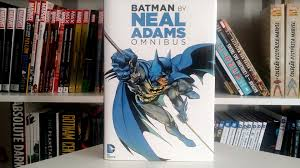 Batman Bookcase Banca Do Seu Chico Review 026 Omnibus Batman By Neal Adams