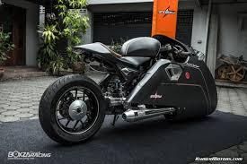 custom honda custom honda msx125sf street beemer style by storm aeropart