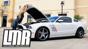 2014 mustang gt roush conversion project late model
