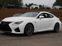 2017 lexus rc f for sale in raleigh nc