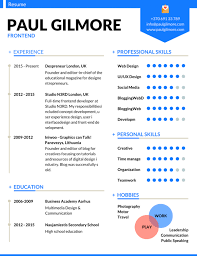 Best Resume Templates Of 2015 by 50 Most Professional Editable Resume Templates For Jobseekers