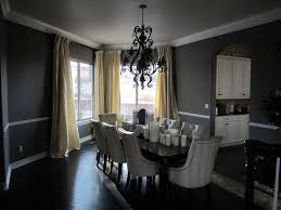 dining room incredible dining room design grey wall cram tile