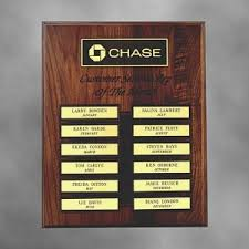 customized plaques with photo perpetual plaques employee recognition custom awards