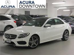 mercedes toronto used mercedes for sale in toronto acura downtown