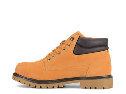 lugz nile mid work boot men u0027s shoes dsw