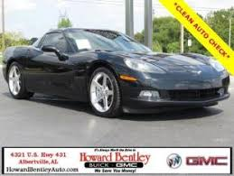 corvette for sale in alabama and used chevrolet corvettes for sale in albertville alabama