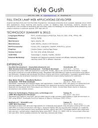 Sample Web Designer Resume by Web Developer Resumes Enjoyable Design Junior Web Developer