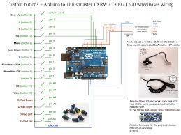 arduino nano controlled buttons for thrustmaster wheelbases u2013 part