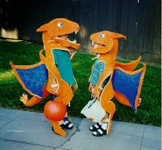 Charizard Pokemon Halloween Costume Pokemon Nerds