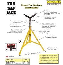 sumner manufacturing 780395 fab saf vee head 32