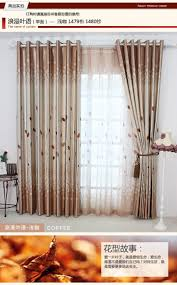 curtains cloth for living dining room bedroom modern minimalist