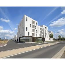 bureau logement tours 31 logements thpe à tours logements contemporains enduit blanc