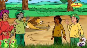 the four friends english moral story for kids video dailymotion
