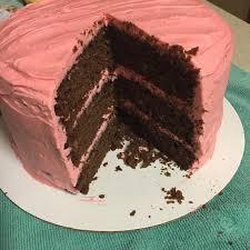 happy birthday to me pink cake single conversation