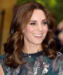 what are the current hairstyles in germany kate middleton s smoky eye makeup on royal tour in germany