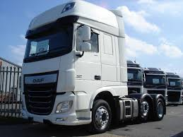 Daf Xf Super Space Cab Interior Daf Xf 510 Super Space Cab Euro 6 1464866 Commercial Motor