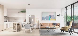 living room living room dining room open concept decor color