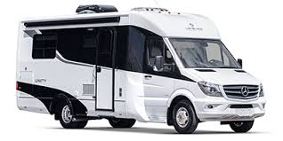 mercedes sprinter rv price 2017 leisure travel vans unity series u24mb mercedes sprinter