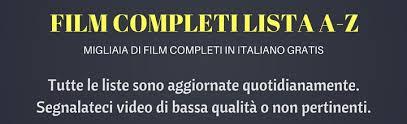 film gratis youtube ita lista film completi in italiano su youtube dalla a alla z kisstube