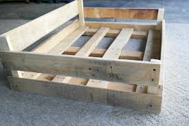 Making A Wooden Bed Platform by Diy Pallet U0026 Pipe Dog Bed Tutorial