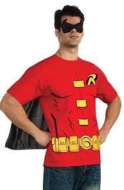 Robin Halloween Costume Men Rubies Dc Comics Riddler Batman Mens Halloween Costume