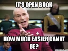 Test Meme - book test