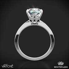 6 prong engagement ring vatche 6 prong channel engagement ring 3337
