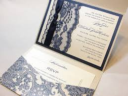wedding invitations lace lace wedding invitations using real lace