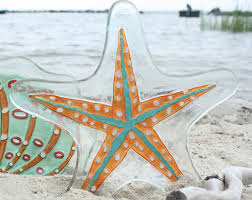 starfish platter tropical treasures starfish platter decor