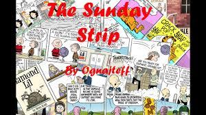the sunday strip aj and magnus youtube