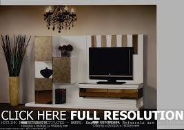 simple wall unit home design ideas