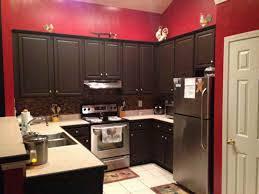 rustoleum black cabinet transformations red wall paint savannah