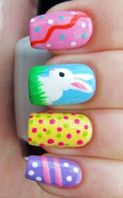 easter nails design pesquisa google nail art pinterest