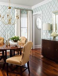 Wallpaper Designs For Dining Room Home Design Wallpaper Dining Room Ideas Dining Room Wallpaper