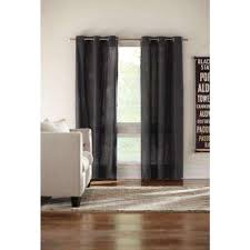 Curtains For Front Doors Curtains U0026 Drapes Window Treatments The Home Depot