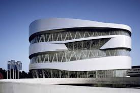 mercedes headquarters mercedes benz museum a passion for horsepower