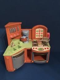 loving family kitchen furniture fisher price loving family light sound kitchen dollhouse furniture