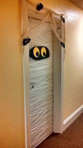 halloween door decorating scary decorations for halloween homemade