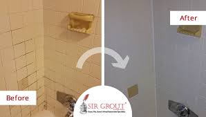 Cleaning Old Tile Floors Bathroom by Tile And Grout Cleaning Revitalizes Boston Football Fan U0027s Old Shower