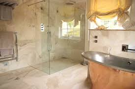 tiles bathroom brown wall ceramic tile in shower cabin with