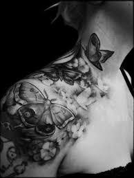 40 colourflul butterfly tattoozza